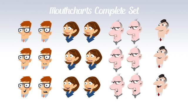 Mouthcharts