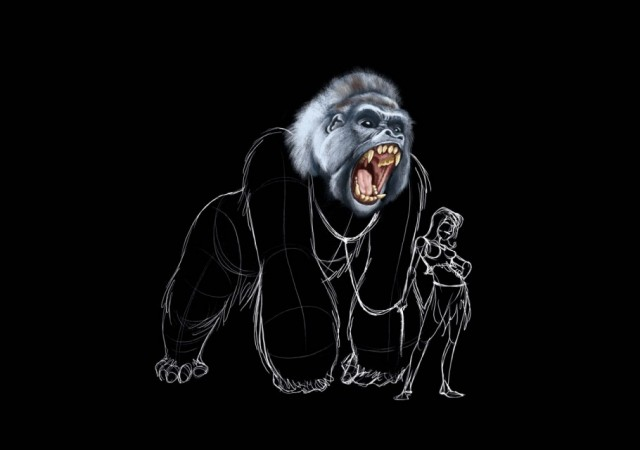 Ausarbeitung von Kong