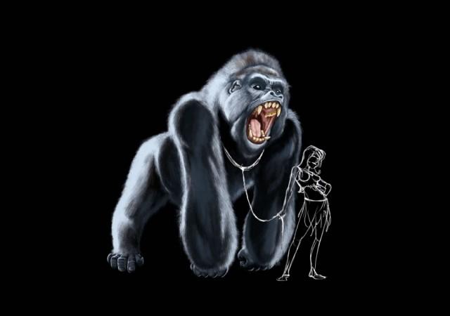 Kong ist fertig
